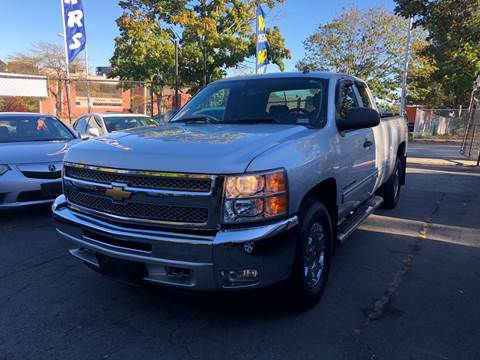 2012 Chevrolet Silverado 1500 for sale at Welcome Motors LLC in Haverhill MA