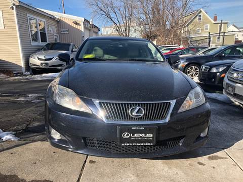 2009 Lexus IS 250 for sale at Welcome Motors LLC in Haverhill MA