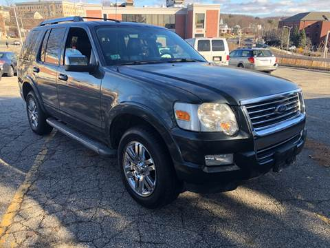 2010 Ford Explorer for sale at Welcome Motors LLC in Haverhill MA