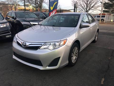 2014 Toyota Camry for sale at Welcome Motors LLC in Haverhill MA