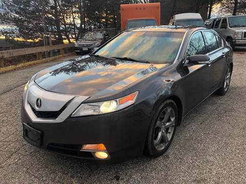 2009 Acura TL for sale at Welcome Motors LLC in Haverhill MA