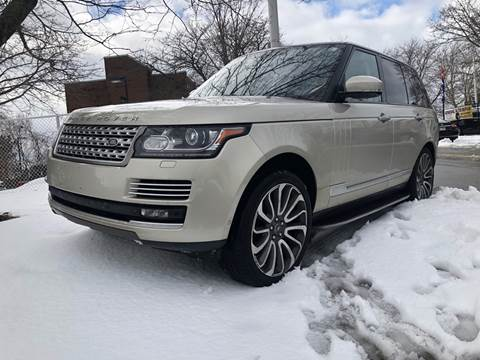 2014 Land Rover Range Rover for sale at Welcome Motors LLC in Haverhill MA