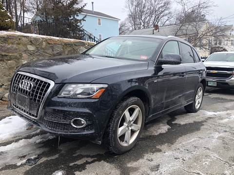 2012 Audi Q5 for sale at Welcome Motors LLC in Haverhill MA
