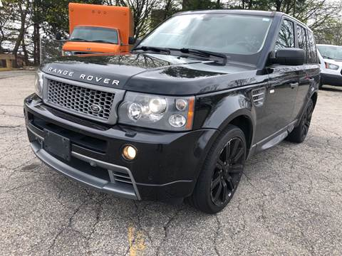 2009 Land Rover Range Rover Sport for sale at Welcome Motors LLC in Haverhill MA