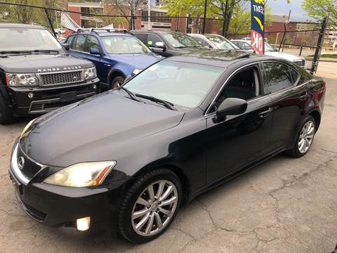 2008 Lexus IS 250 for sale at Welcome Motors LLC in Haverhill MA