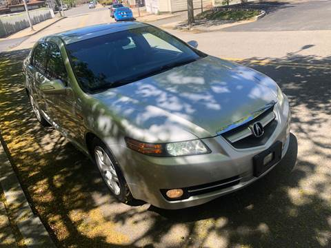2008 Acura TL for sale at Welcome Motors LLC in Haverhill MA