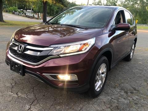 2015 Honda CR-V for sale at Welcome Motors LLC in Haverhill MA