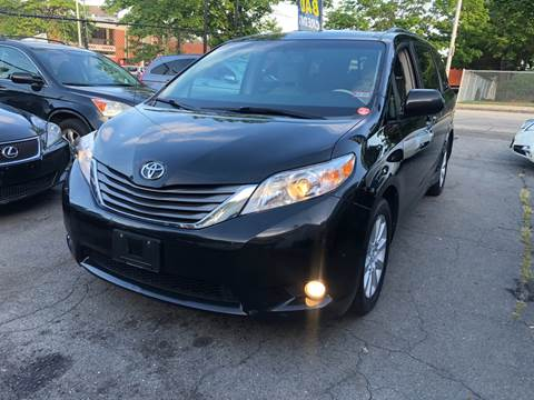 2013 Toyota Sienna for sale at Welcome Motors LLC in Haverhill MA
