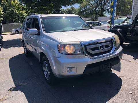 2009 Honda Pilot for sale at Welcome Motors LLC in Haverhill MA