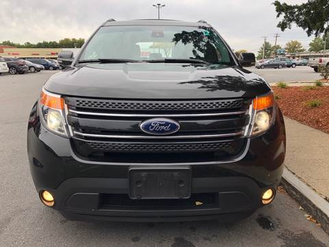 2013 Ford Explorer for sale at Welcome Motors LLC in Haverhill MA