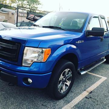 2014 Ford F-150 for sale at Welcome Motors LLC in Haverhill MA