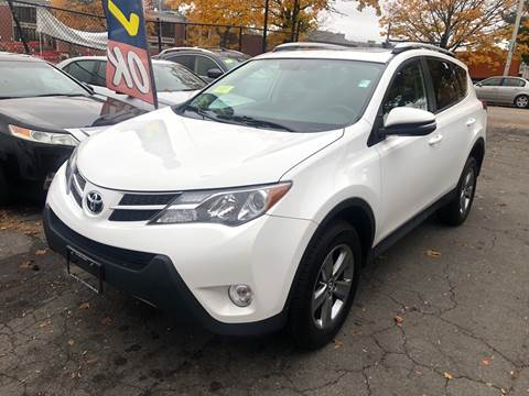 2015 Toyota RAV4 for sale at Welcome Motors LLC in Haverhill MA