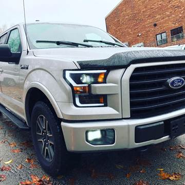2015 Ford F-150 for sale at Welcome Motors LLC in Haverhill MA