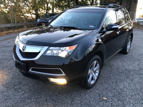 2012 Acura MDX for sale at Welcome Motors LLC in Haverhill MA