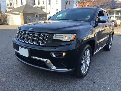 2015 Jeep Grand Cherokee for sale at Welcome Motors LLC in Haverhill MA