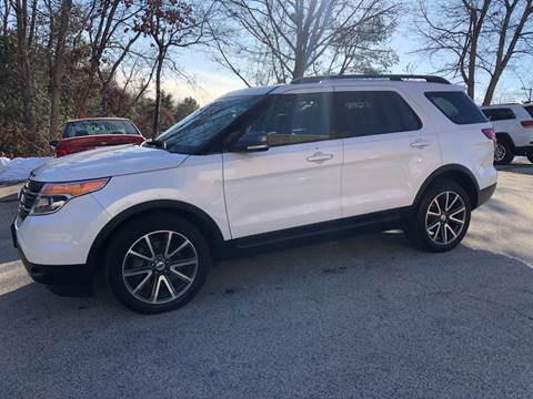 2015 Ford Explorer for sale at Welcome Motors LLC in Haverhill MA