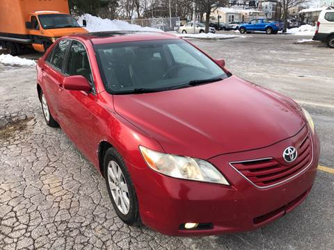 2009 Toyota Camry for sale at Welcome Motors LLC in Haverhill MA