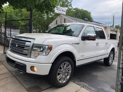 2013 Ford F-150 for sale at Welcome Motors LLC in Haverhill MA
