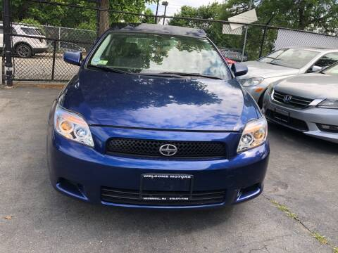 2008 Scion tC for sale at Welcome Motors LLC in Haverhill MA