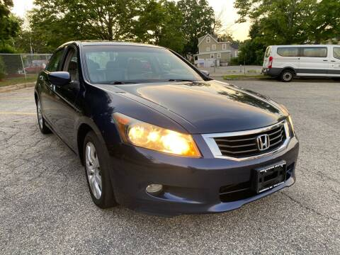 2008 Honda Accord for sale at Welcome Motors LLC in Haverhill MA
