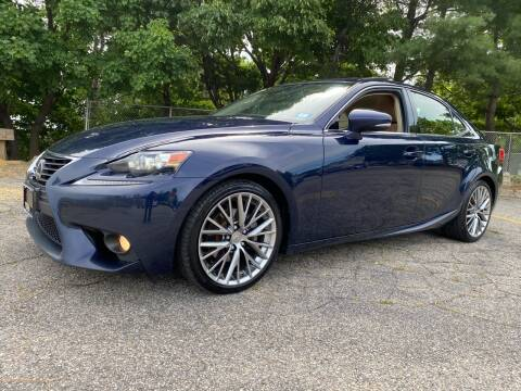 2014 Lexus IS 250 for sale at Welcome Motors LLC in Haverhill MA