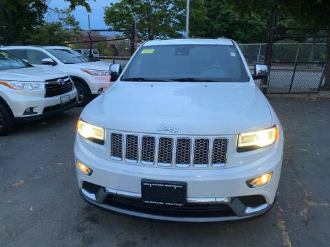 2016 Jeep Grand Cherokee for sale at Welcome Motors LLC in Haverhill MA