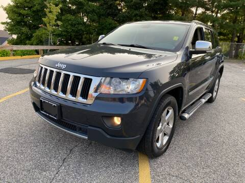 2013 Jeep Grand Cherokee for sale at Welcome Motors LLC in Haverhill MA