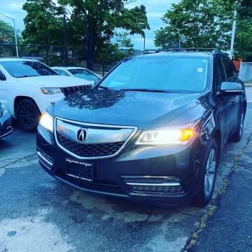 2014 Acura MDX for sale at Welcome Motors LLC in Haverhill MA