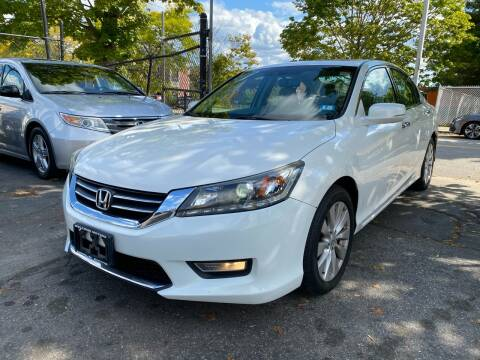 2013 Honda Accord for sale at Welcome Motors LLC in Haverhill MA