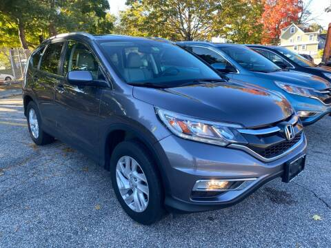 2015 Honda CR-V for sale at Welcome Motors LLC in Haverhill MA
