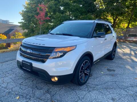2014 Ford Explorer for sale at Welcome Motors LLC in Haverhill MA