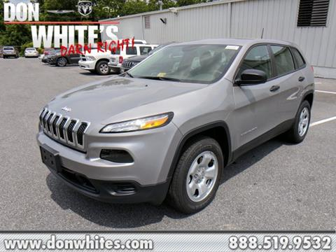 2017 Jeep Cherokee for sale in Cockeysville, MD