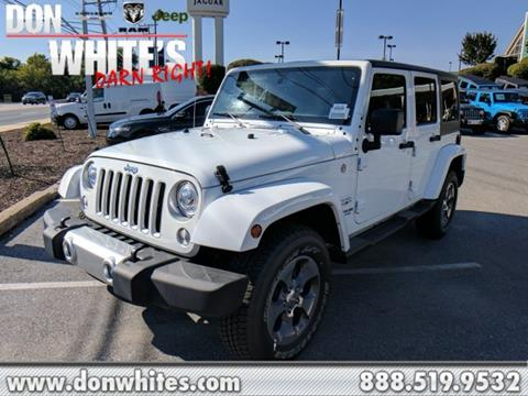 2017 Jeep Wrangler Unlimited for sale in Cockeysville, MD