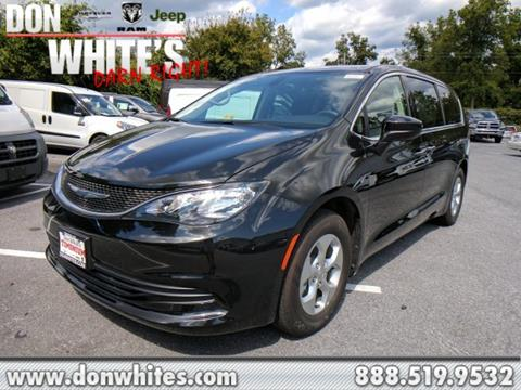 2017 Chrysler Pacifica for sale in Cockeysville, MD
