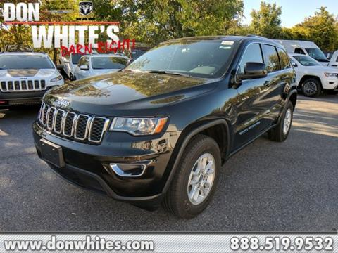 2018 Jeep Grand Cherokee for sale in Cockeysville, MD