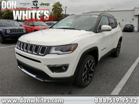2018 Jeep Compass for sale in Cockeysville, MD