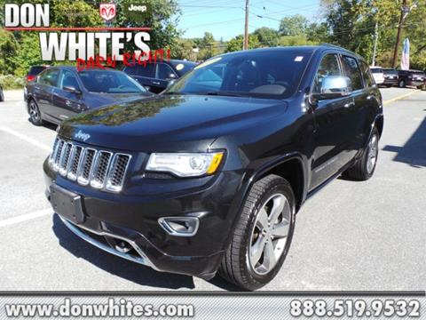 2015 Jeep Grand Cherokee for sale in Cockeysville, MD