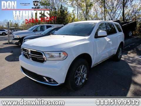 2018 Dodge Durango for sale in Cockeysville, MD