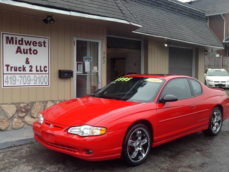 2003 Chevrolet Monte Carlo For Sale At Midwest Auto U0026 Truck 2 LLC In  Mansfield OH