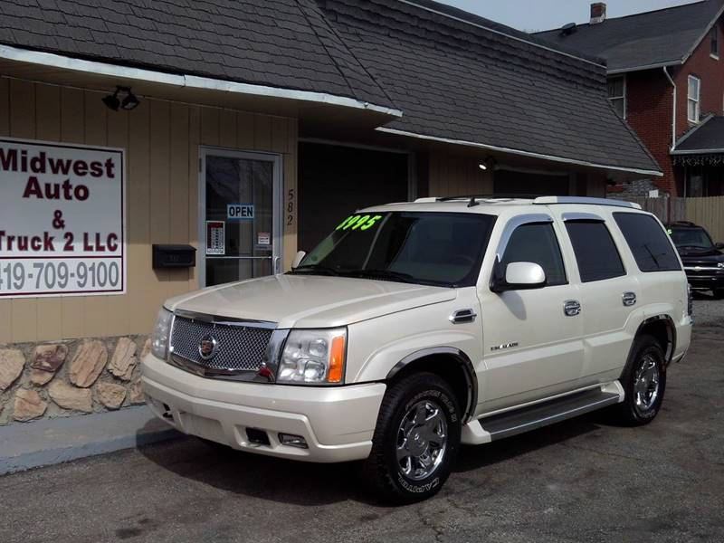2006 Cadillac Escalade In Mansfield Oh Midwest Auto Truck 2 Llc