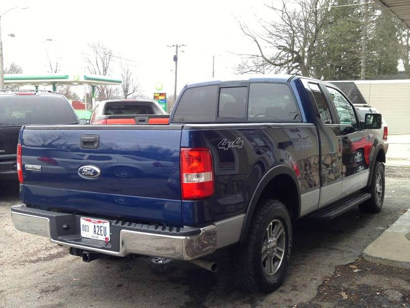 2007 ford f-150 xlt in mansfield oh - midwest auto & truck 2 llc