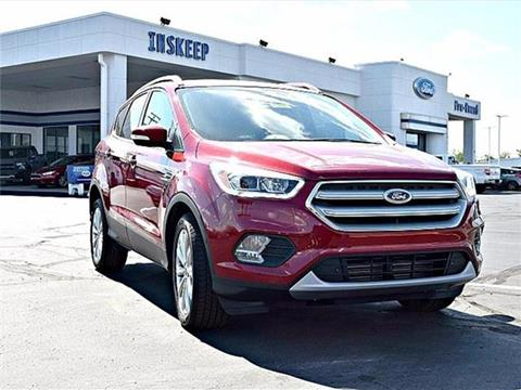 2018 Ford Escape for sale in Greenfield, IN