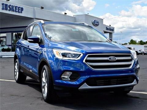2017 Ford Escape for sale in Greenfield, IN