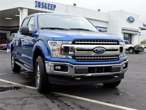 2018 Ford F-150 for sale in Greenfield, IN