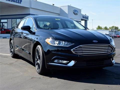 2018 Ford Fusion for sale in Greenfield, IN