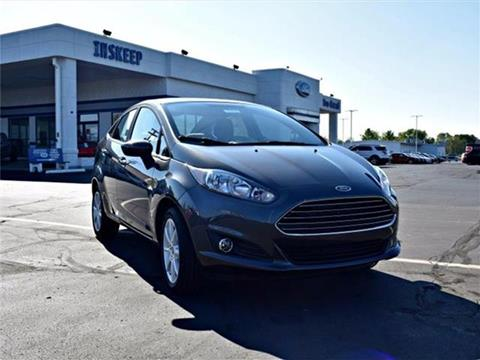 2017 Ford Fiesta for sale in Greenfield, IN
