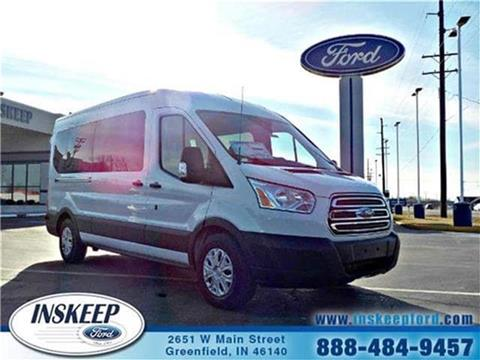 2016 Ford Transit Wagon for sale in Greenfield, IN
