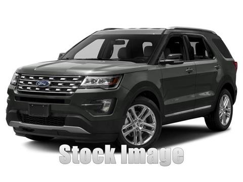 2017 Ford Explorer for sale in Greenfield, IN