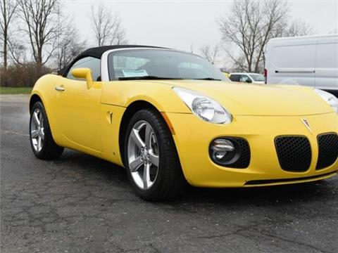 2007 Pontiac Solstice for sale in Greenfield, IN