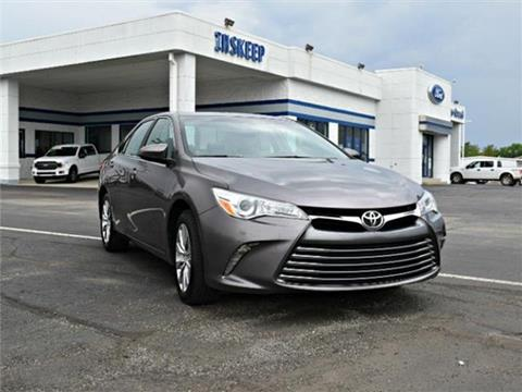 Toyota Of Greenfield >> 2015 Toyota Camry For Sale In Greenfield In